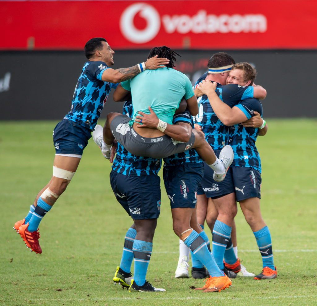 Bok player commits future to Bulls