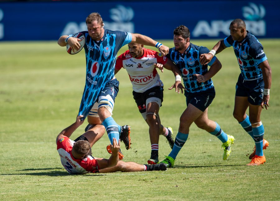 Duane Vermeulen in the Currie Cup