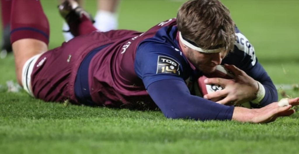 Saffas Abroad: Marais locks in Bordeaux win