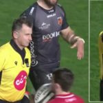 On the lighter side: Owens' yellow-card blunder