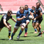 Jan-Hendrik Wessels playing for the Bulls U21 team