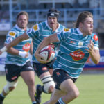 Griquas scrumhalf Zak Burger in the Currie Cup