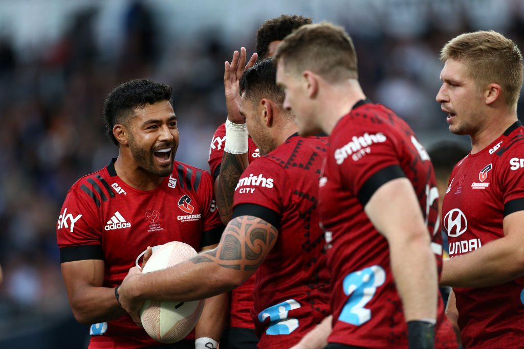 Crusaders off to winning start in Super Rugby Aotearoa