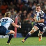 Former Junior Springbok flank Nick Koster playing for the Stormers