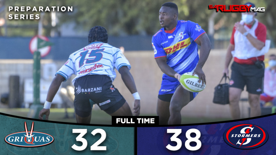 The Stormers beat Griquas in Kimberley