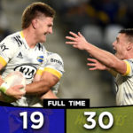 Hat-trick hero Barrett tears through Highlanders