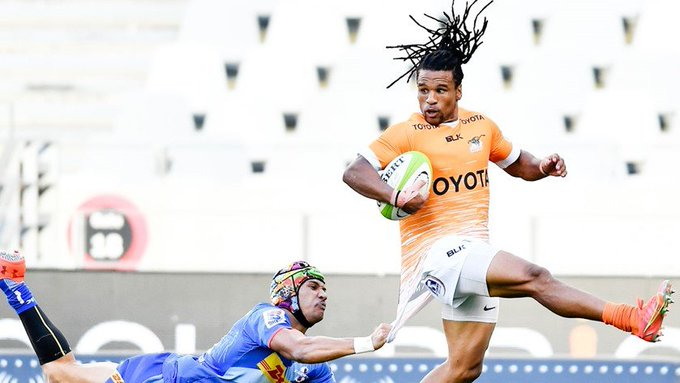 Rosko Specman against the Stormers