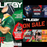 Kolbe on the cover of SA Rugby mag