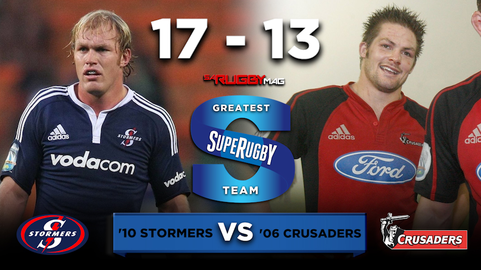 Grant boots Stormers to victory over Richie's Saders