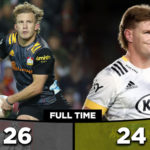 McKenzie rescues Chiefs to make it five in a row