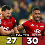 Havili slays Hurricanes with extra-time drop goal