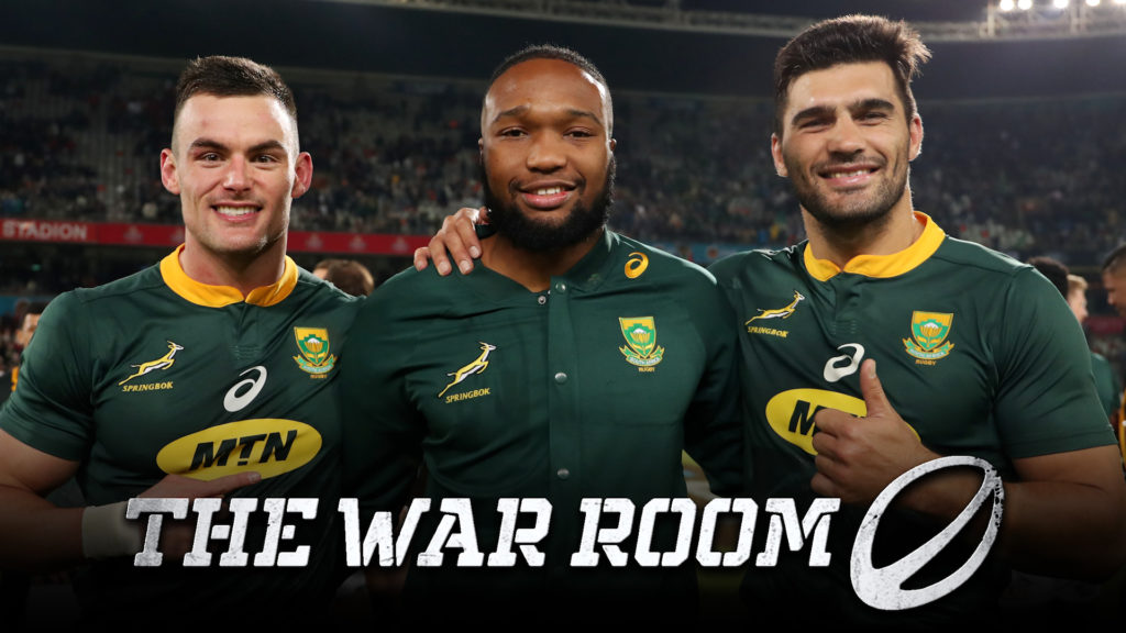 Pick your emergency Bok centres for the Lions series