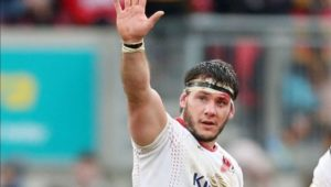 Former Ulster player Marcell Coetzee
