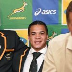 Kolbe: 'Personal' touch from Rassie inspired Boks