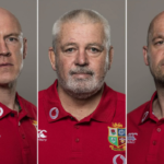 Lions coaches 2021 South Africa tour
