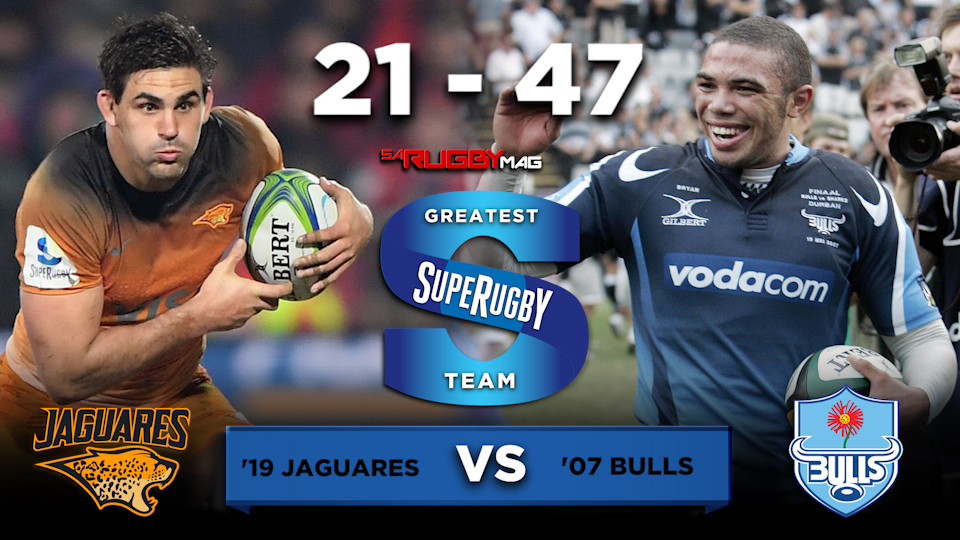 Habana hat-trick helps '07 Bulls cruise past Jags