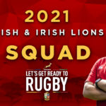 Watch: Live reactions to Lions squad announcement