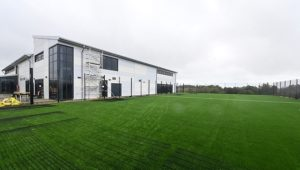 The Lions training facility