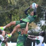 The Blitzboks in action