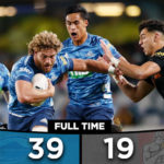 Blues fire late to sink final-bound Chiefs