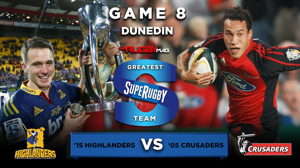 Game 8: Can Smith's Highlanders pull off an upset?
