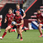Cheslin Kolbe on the run for Toulouse European Cup semi final
