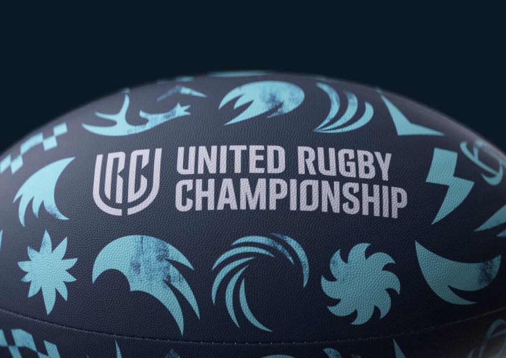 United Rugby Championship ball