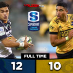 Brumbies buck Hurricanes to claim first victory