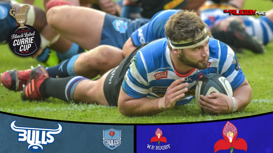 Four-try hero Kotze dazzles as WP rout Bulls