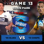 Can Brooke's Blues withstand Rennie's Chiefs challenge?
