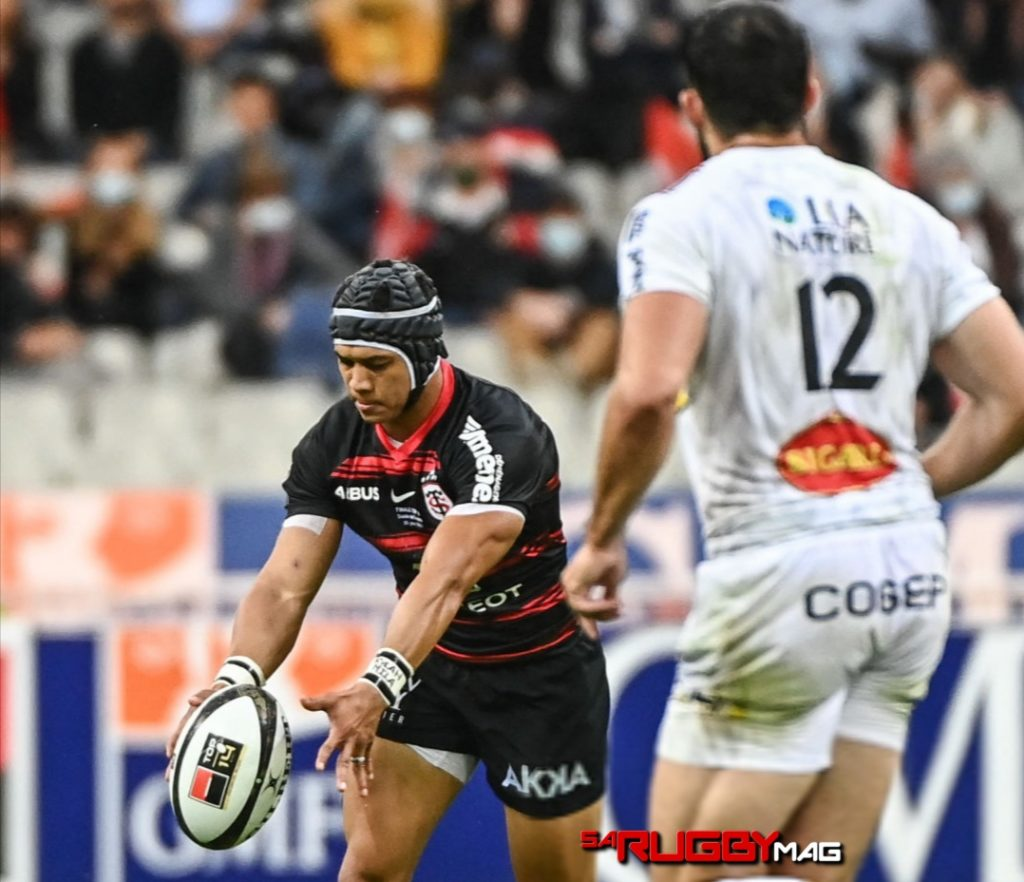 Kolbe's Toulouse crowned French champions