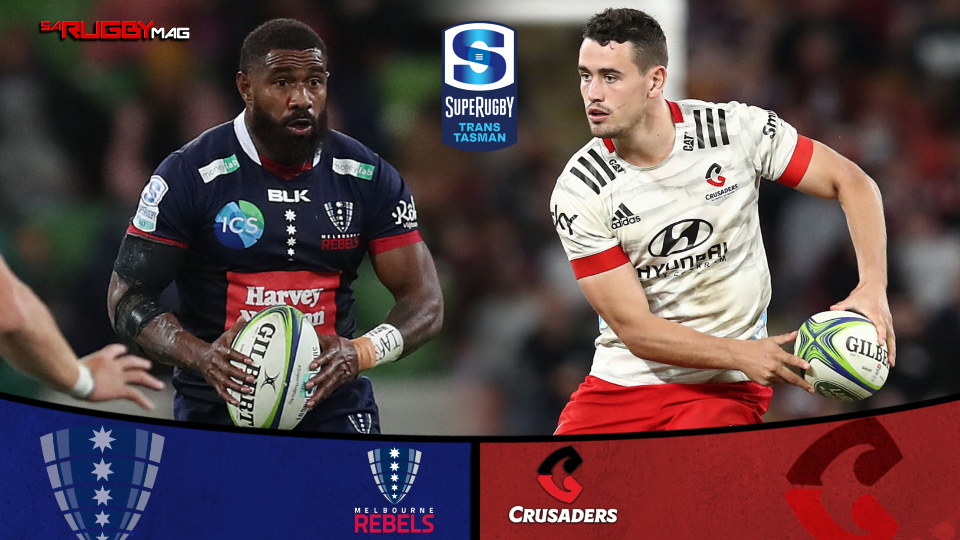 Crusaders overpower plucky Rebels