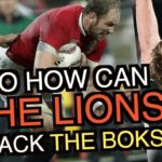 Watch: How can the Lions attack the Boks?