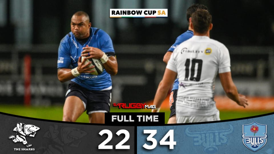 Bulls power into Rainbow Cup North vs South grand finale