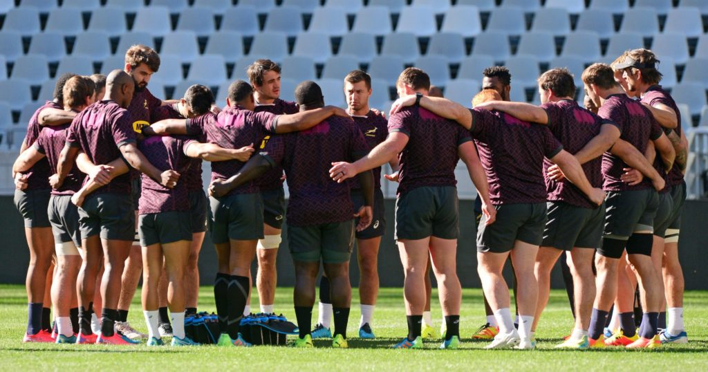 Boks finally received sought-after officiating feedback