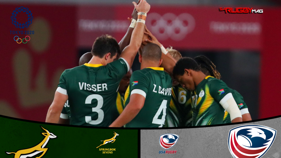 Blitzboks to face Argentina in Olympic quarter-finals