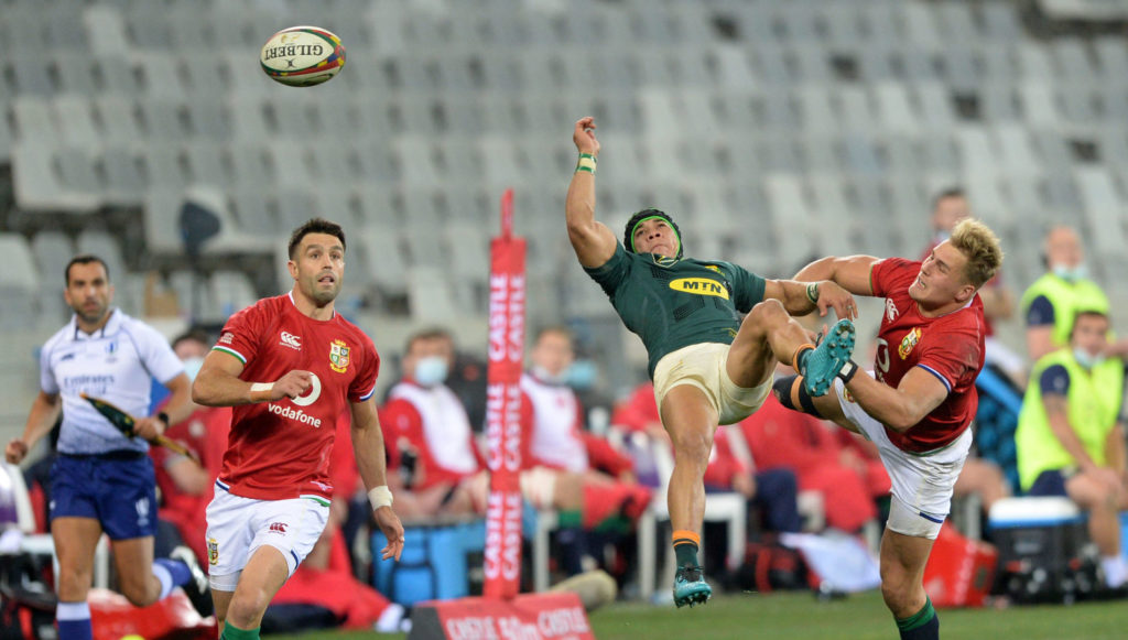 Boks: We let ourselves down, officials not to blame