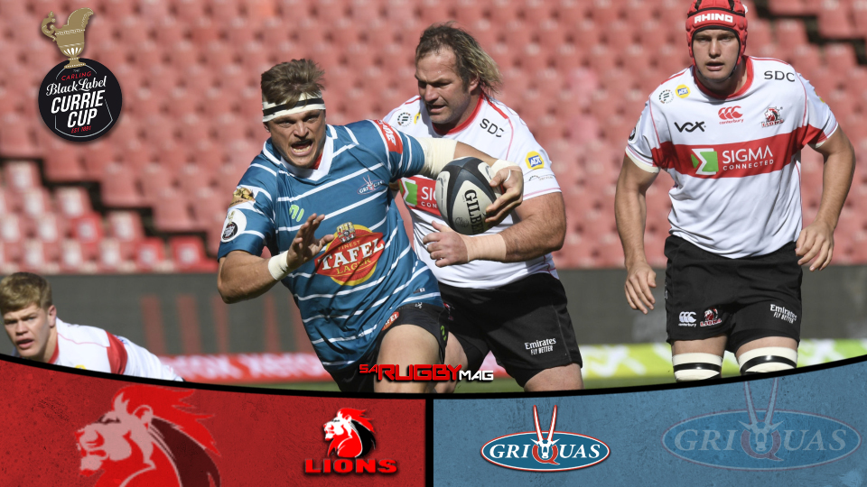 The Currie Cup Bulletin #15