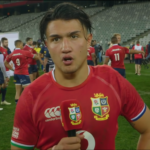 Watch: Smith's arrival, Jones' return to Lions squad