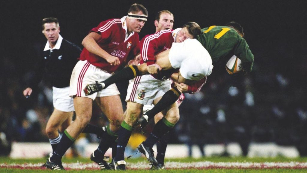 All-rugby talk show to be launched for Lions tour