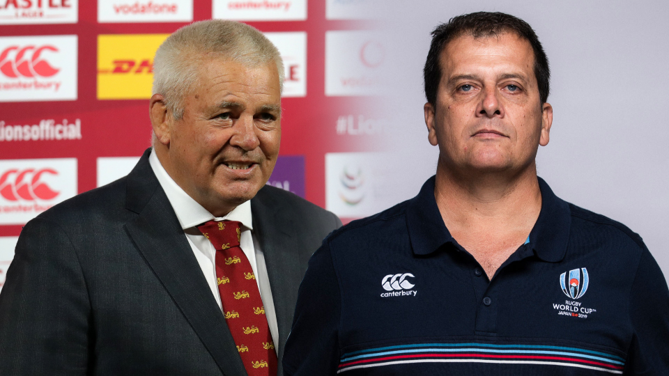 Erasmus: Springboks would never question referee's integrity