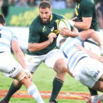 Boks without two key players for Rugby Champs