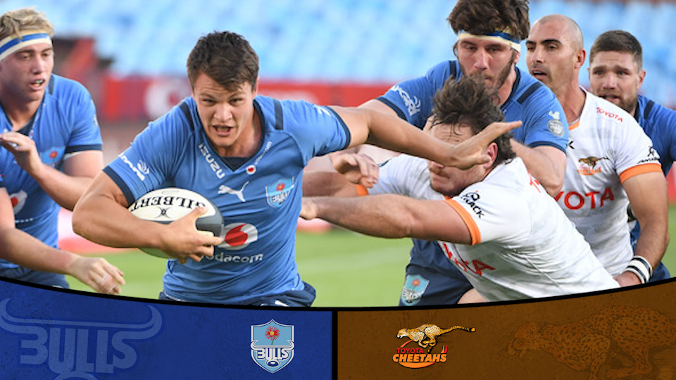 Bulls secure top spot in Currie Cup