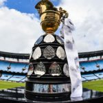 The Currie Cup trophy