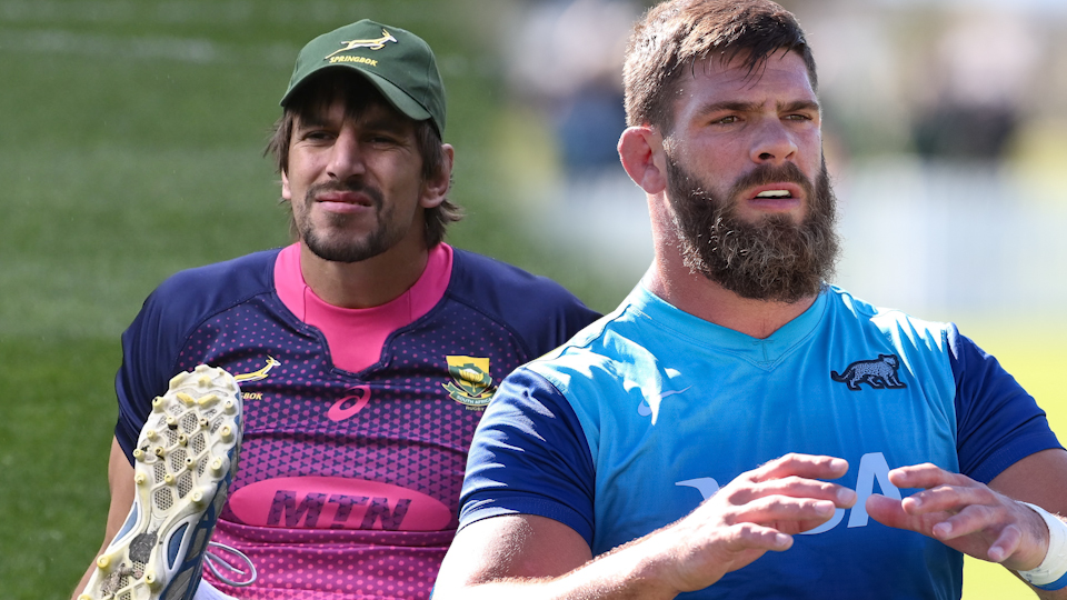 Teams: Boks vs Argentina – Rugby Champs (Round 1)