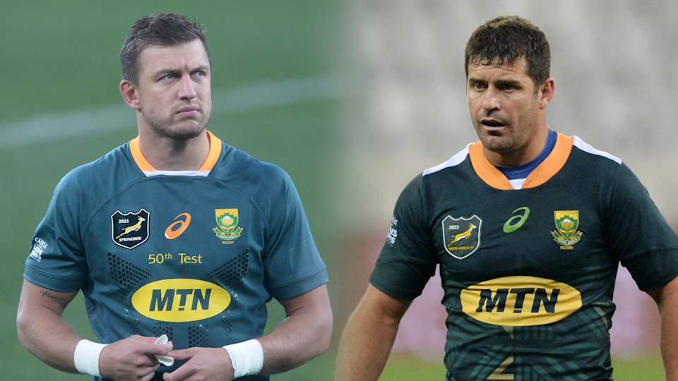 Eight Springbok stats and facts