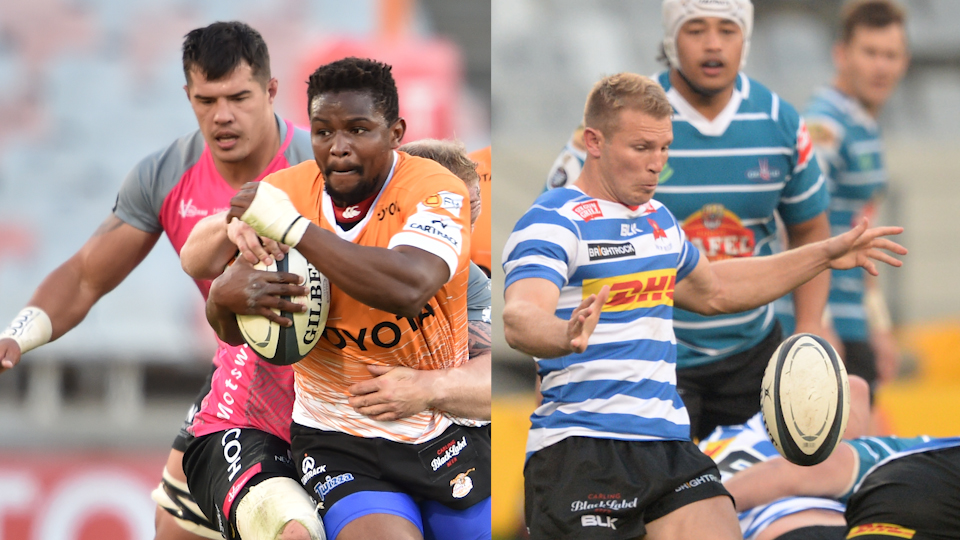 Team graphics: Currie Cup (Round 13)