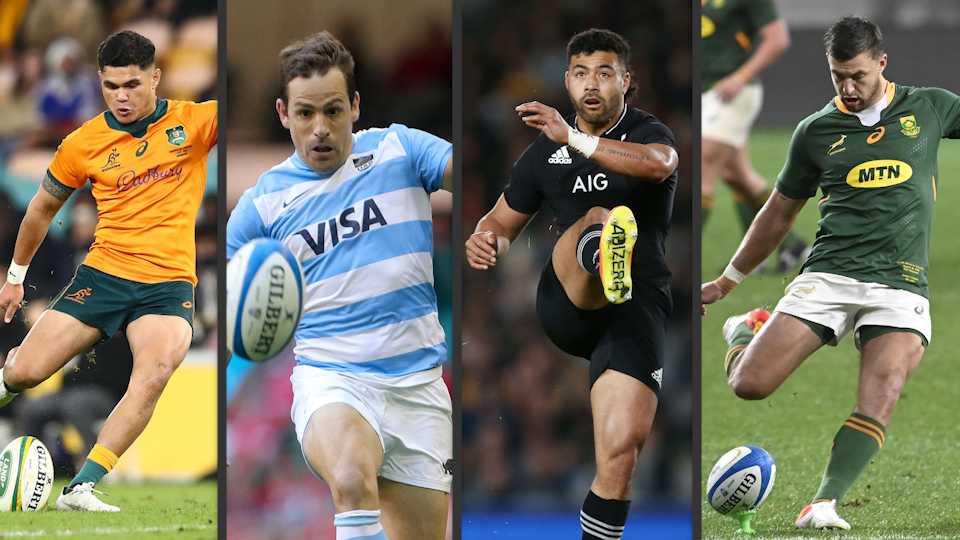 Graphic: Rugby Championship fixtures and standings