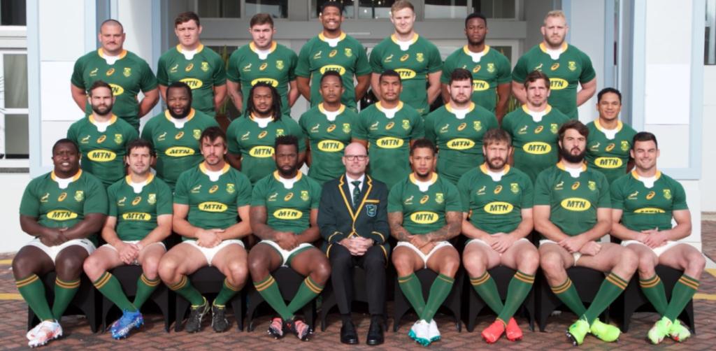 Kolisi: Boks were never going to sit back and chill