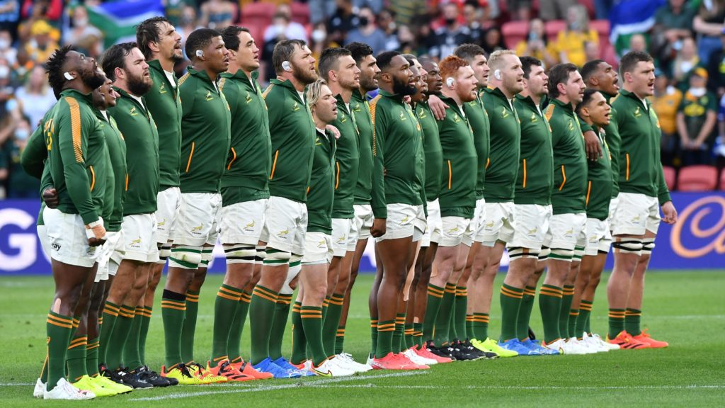 All Blacks coach: 'Focused' Boks will have been targeting this game